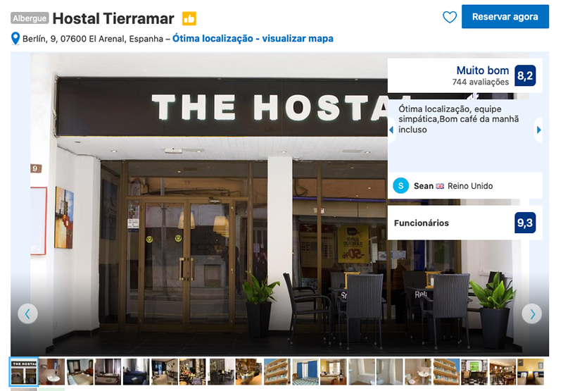 Hostal Tierramar