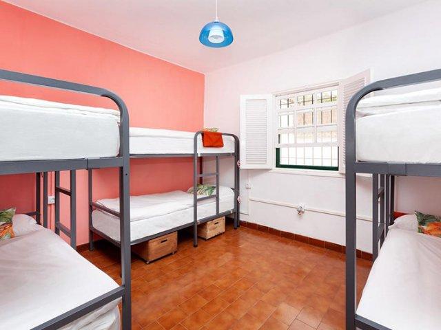 Melhores hostels em Tenerife